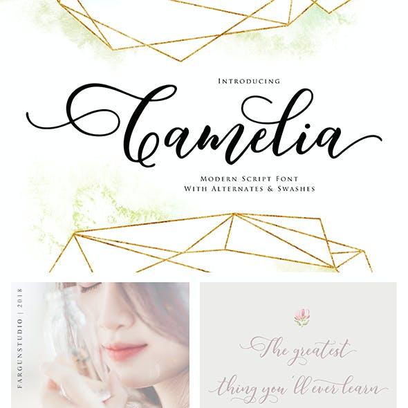 Camelia Script