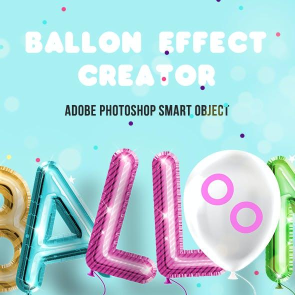 Balloon Effect Creator