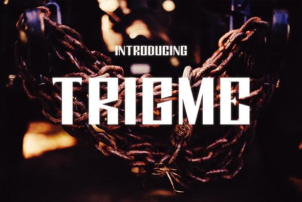 Trigme - Miscellaneous Sans-Serif