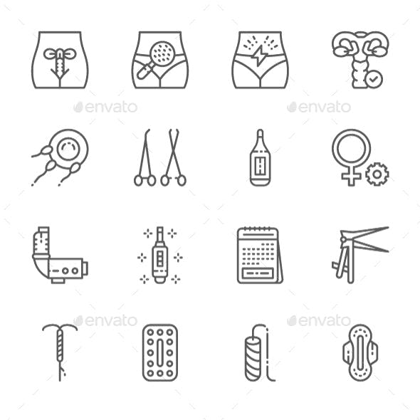 Menstrual Graphics, Designs & Templates from GraphicRiver