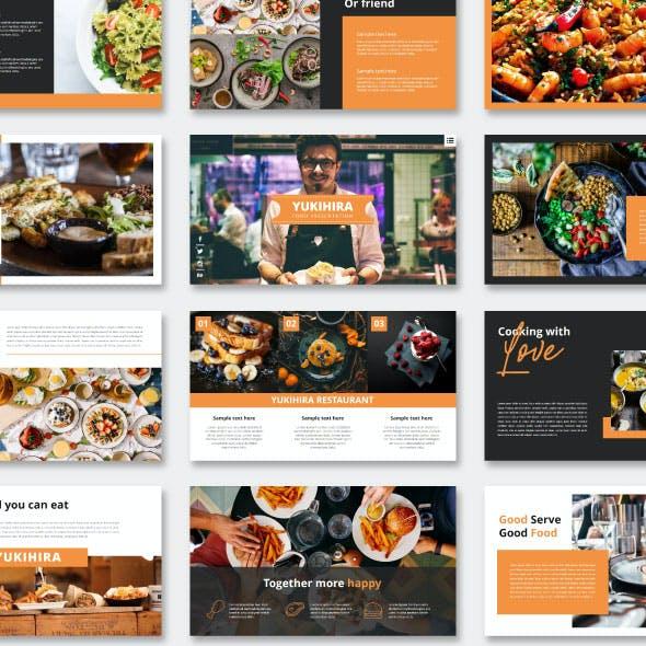 Food Presentation - PowerPoint