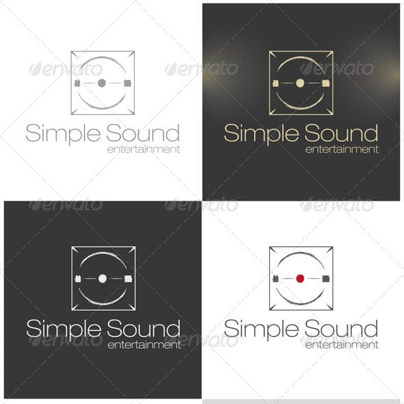 Simple Sound Entertainment Logo