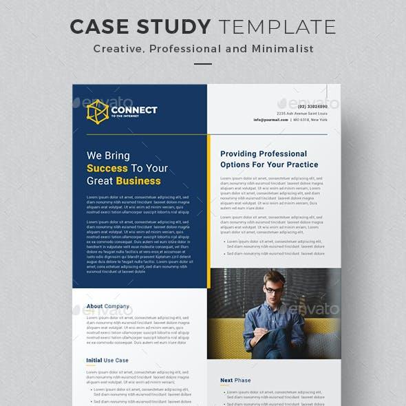 Case Study Flyer