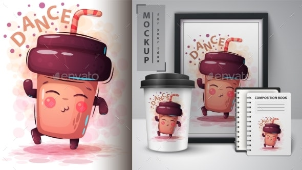 Dancing Coffee - Miscellaneous Characters