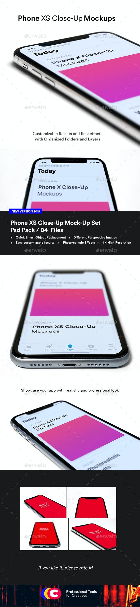 Mobile Mockups psd - Mobile Displays