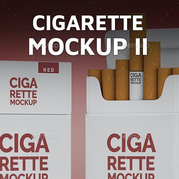 Cigarette Mockup II
