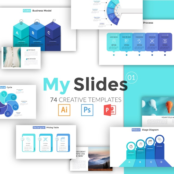 My Slides For Powerpoint. Part 1 - Business PowerPoint Templates