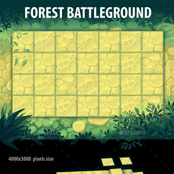 Forest Battleground