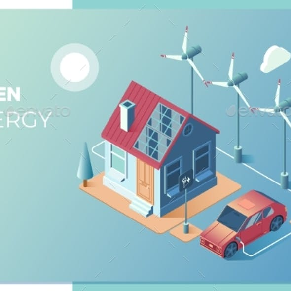Transmission of Solar and Wind Energy for Use