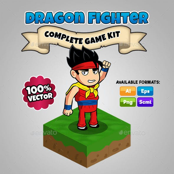 Dragon Fighter - Complete Game Kit