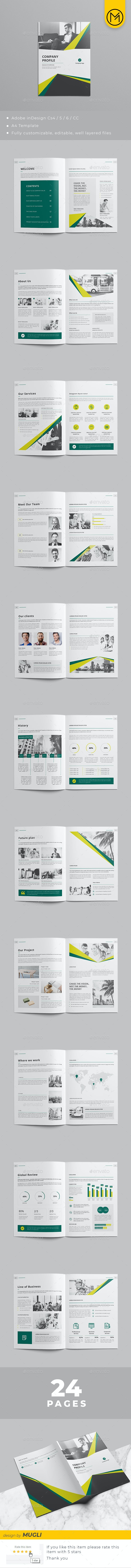 Brochure Design - Corporate Brochures