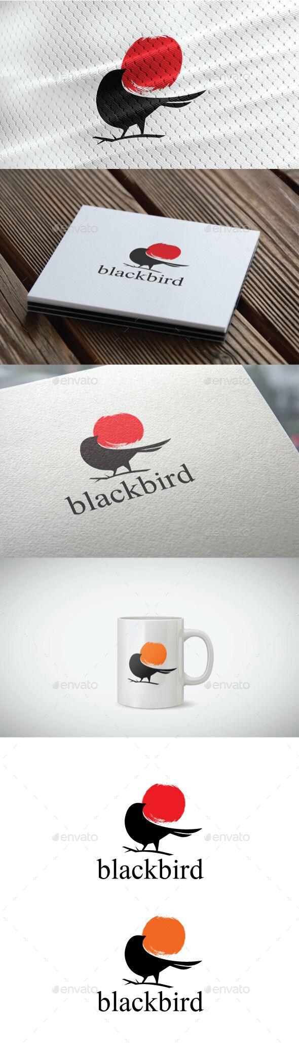 Bird Logo 3 - Animals Logo Templates