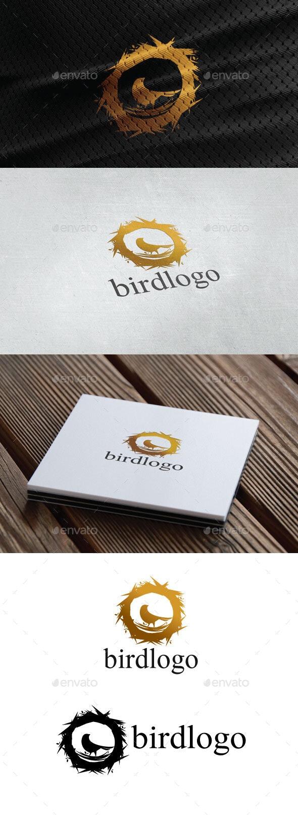 Bird  Logo 2 - Animals Logo Templates