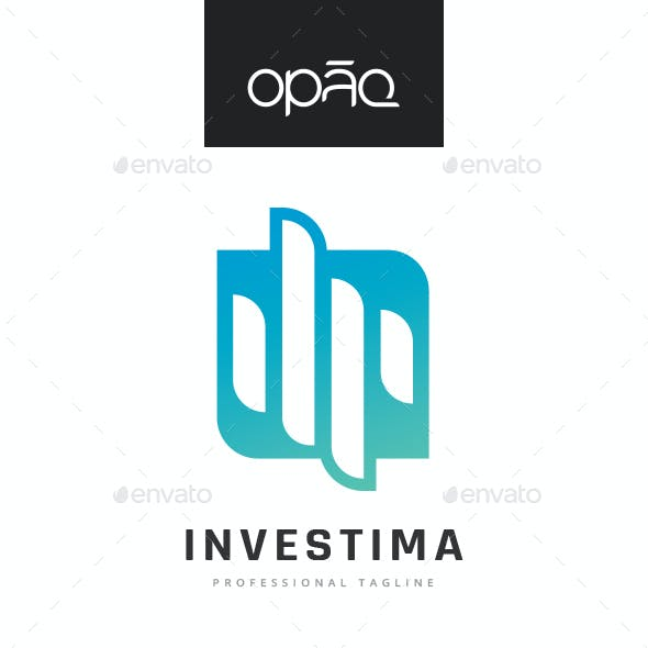 Investment Financial Logo