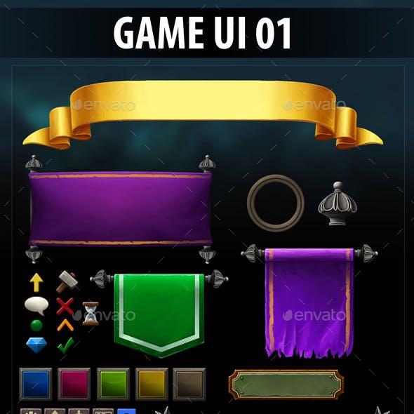 Game UI 01