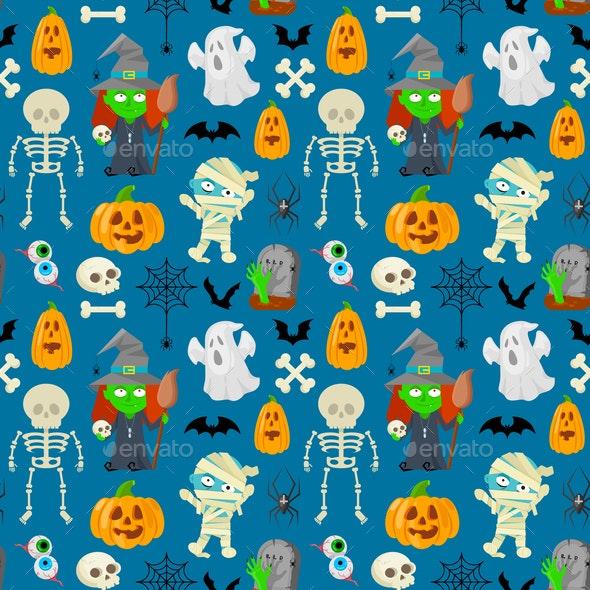 Pattern for Halloween - Halloween Seasons/Holidays