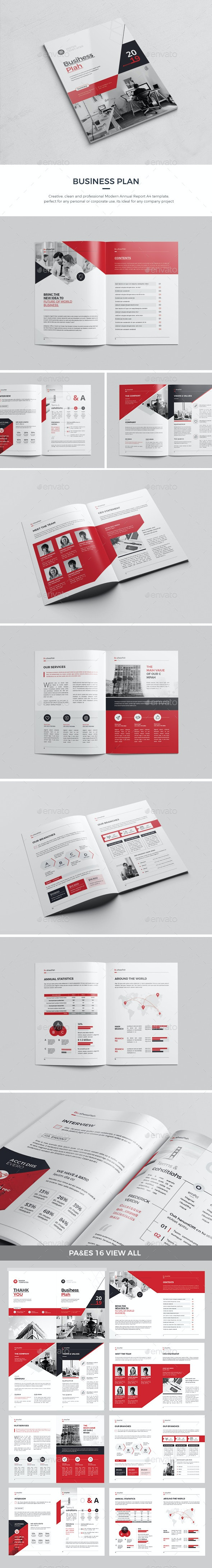 Business Plan - Corporate Brochures
