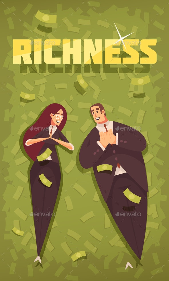 Rich People Banner - Concepts Business