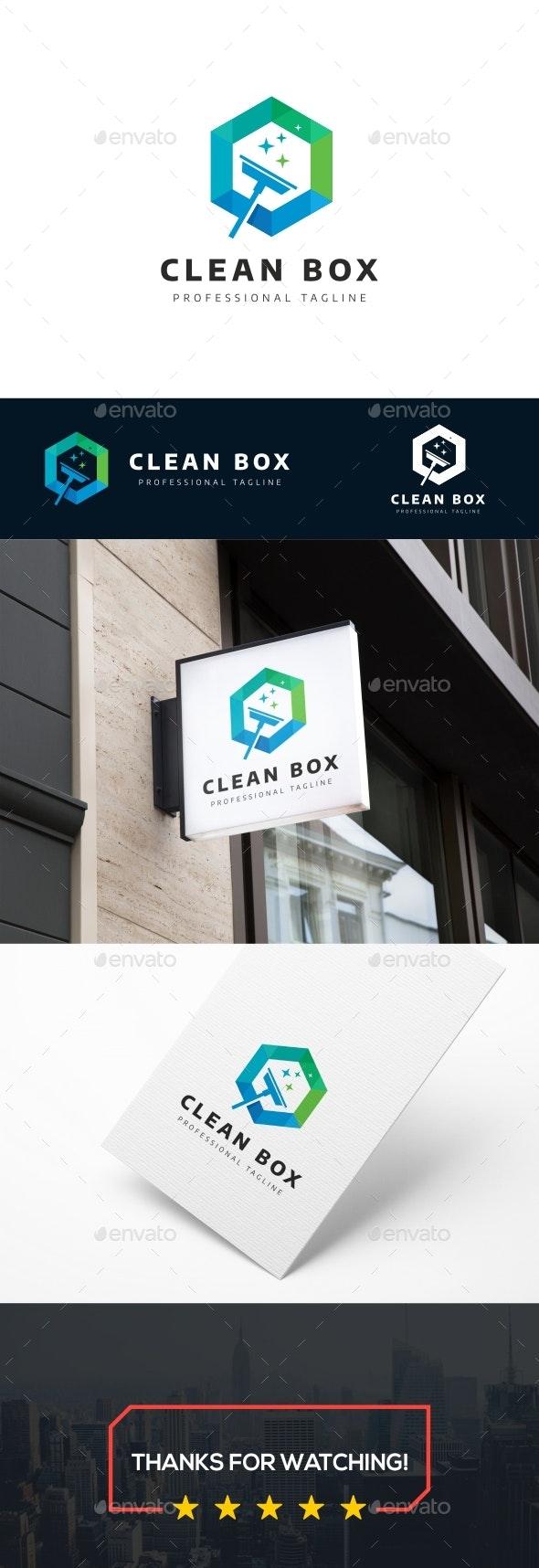 Cleaning Logo - Symbols Logo Templates
