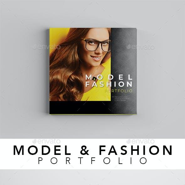 Model and Fashion Portfolio