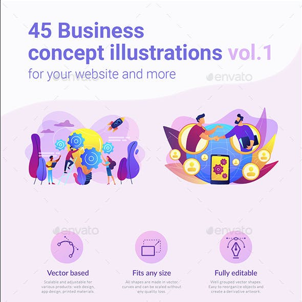 Organic Business Concepts Vol 1