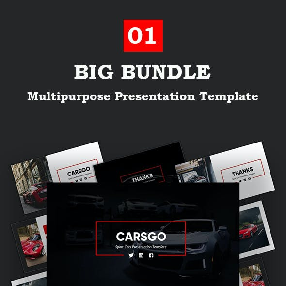 Big Bundle Vol.1 Powerpoint Template