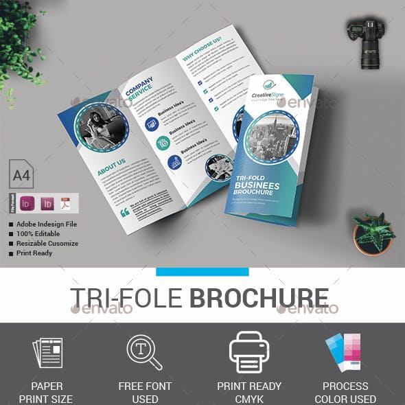 Ti-fold Brochure