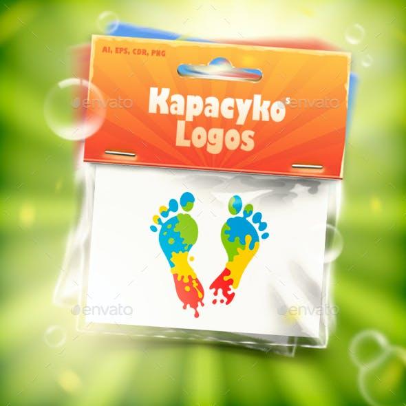 Color Foot Logo