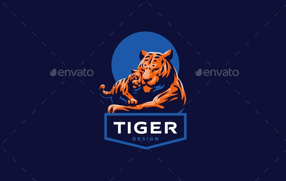 Tiger Cub - Animals Characters