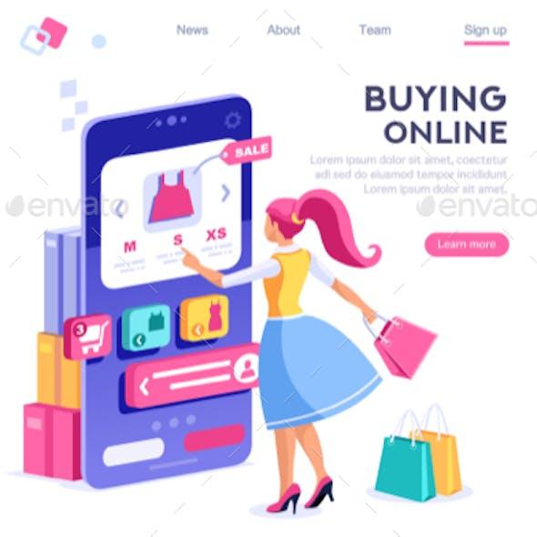 Concept Buyer Graphic Banner