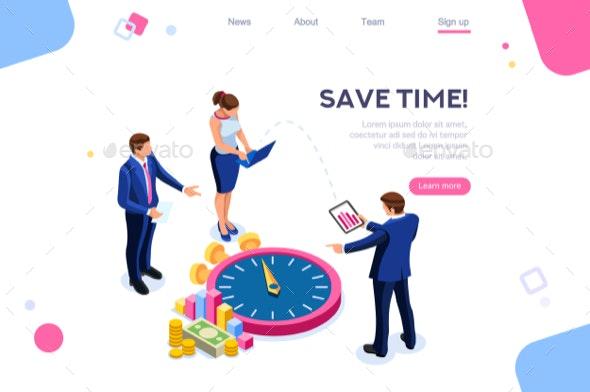 Control Economy Time Concept - Concepts Business