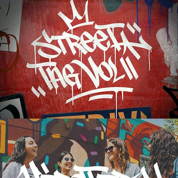 Street Tag Vol2