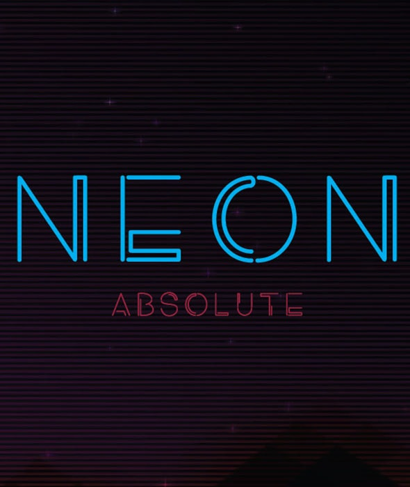 Neon Absolute - Futuristic Decorative