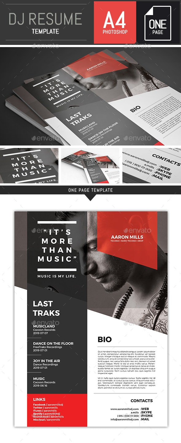 band press kit template.html