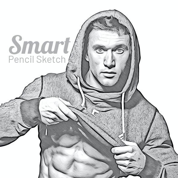 Smart Pencil Sketch