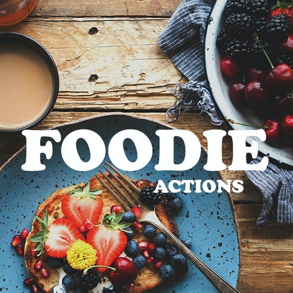 Foodie Actions