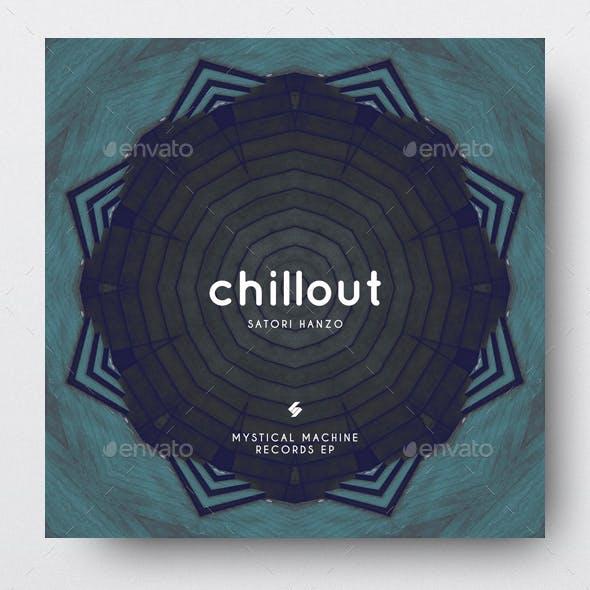 Chillout - Music Album Cover Artwork Template