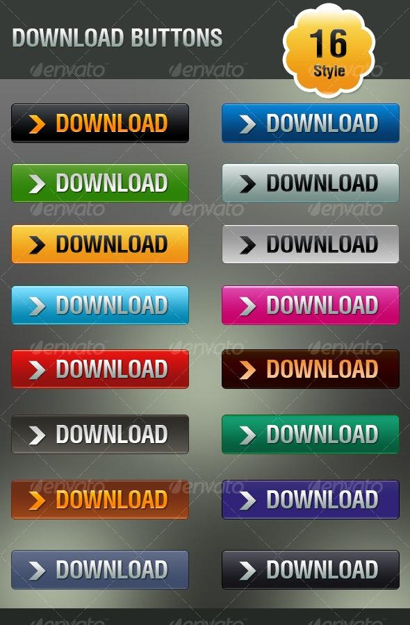 Downloads Buttons - Web Elements