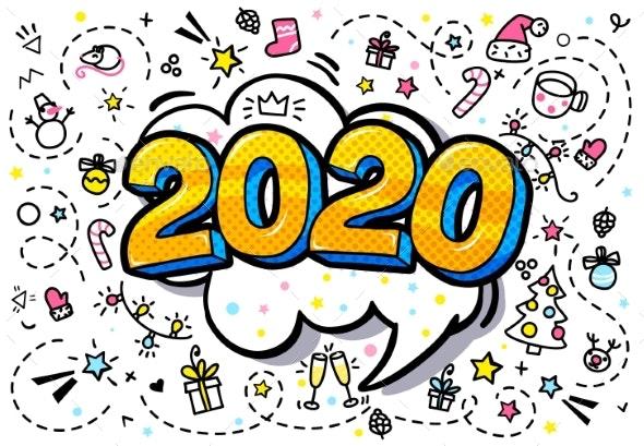 2020 New Year - New Year Seasons/Holidays