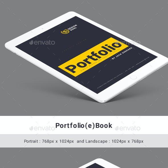 Portfolio(e)Book