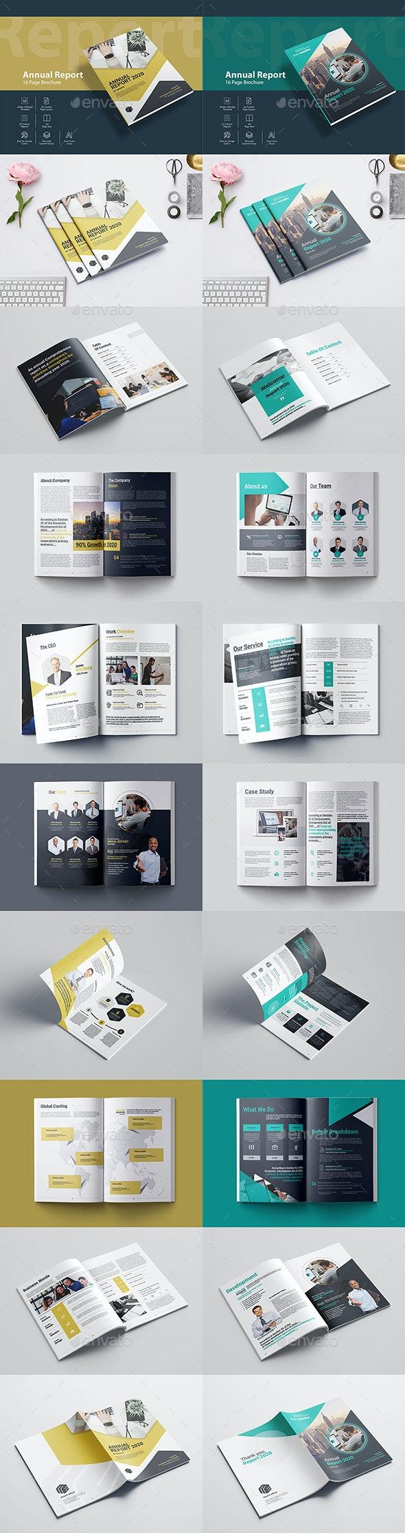 Brochure Report Bundle - Corporate Brochures