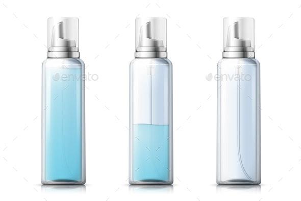 Vector Bottle - Miscellaneous Vectors