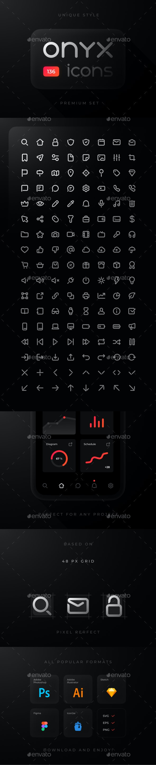 ONYX Icons - Icons