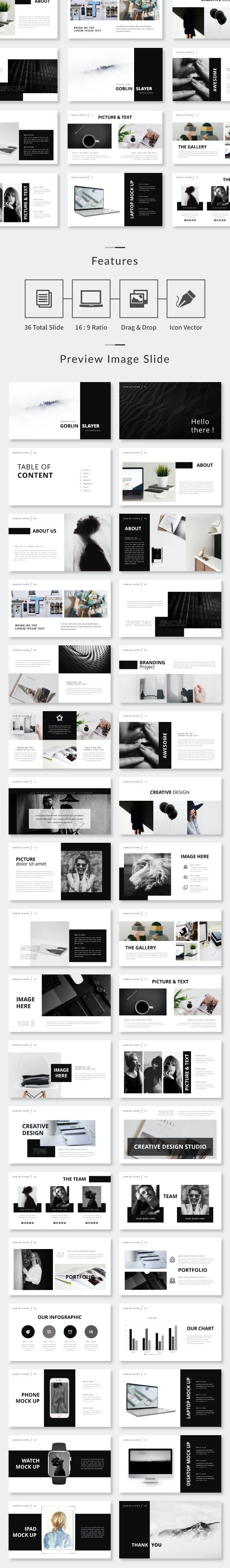 Goblin Slyr Creative - PowerPoint - Creative PowerPoint Templates