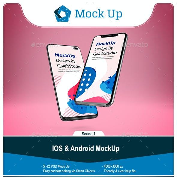 IOS & Android MockUp