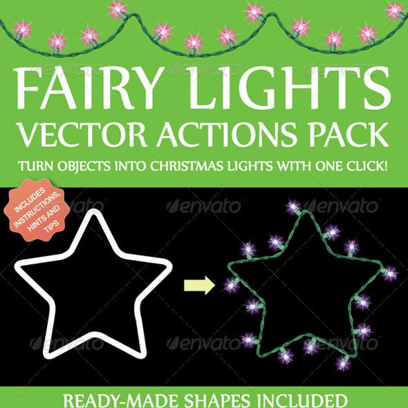 Fairy Light Generator Actions