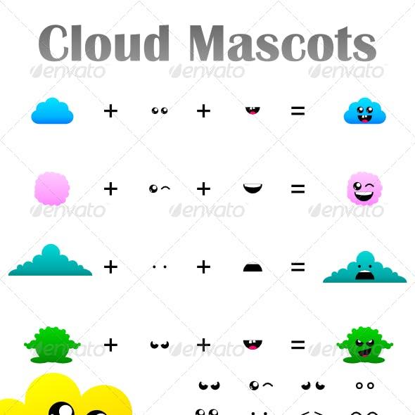 Cloud Mascots