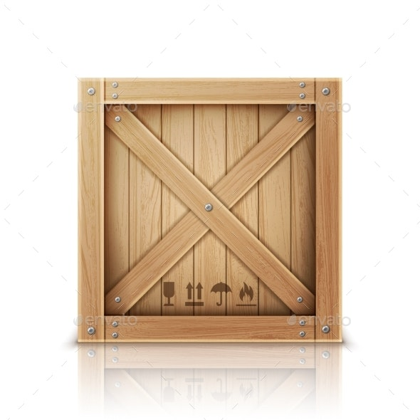 Wooden Box - Industries Business