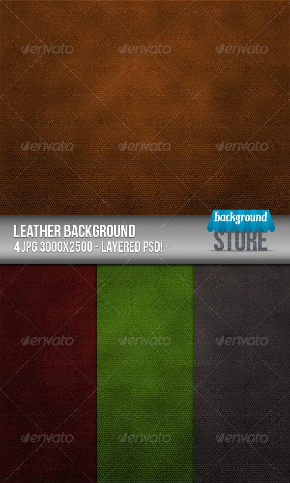 Leather Background - Nature Backgrounds
