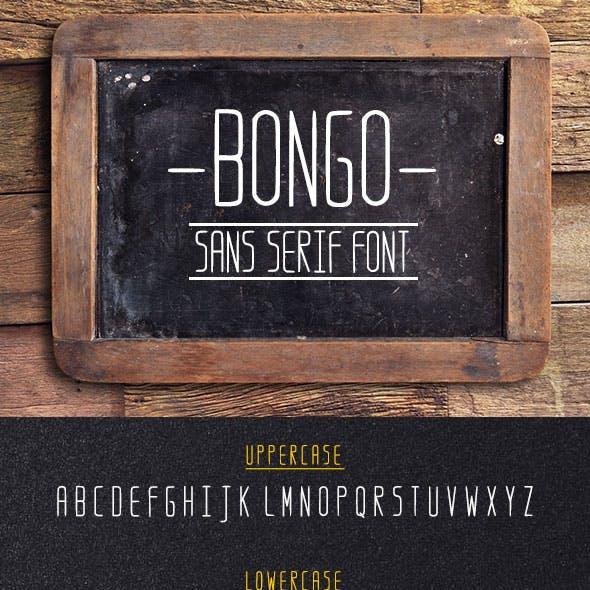 Bongo Regular